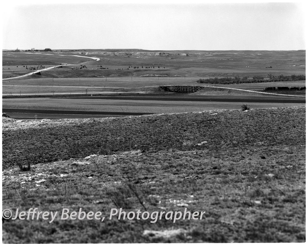 Bridge by Sidney Nebraska.Spur 17A