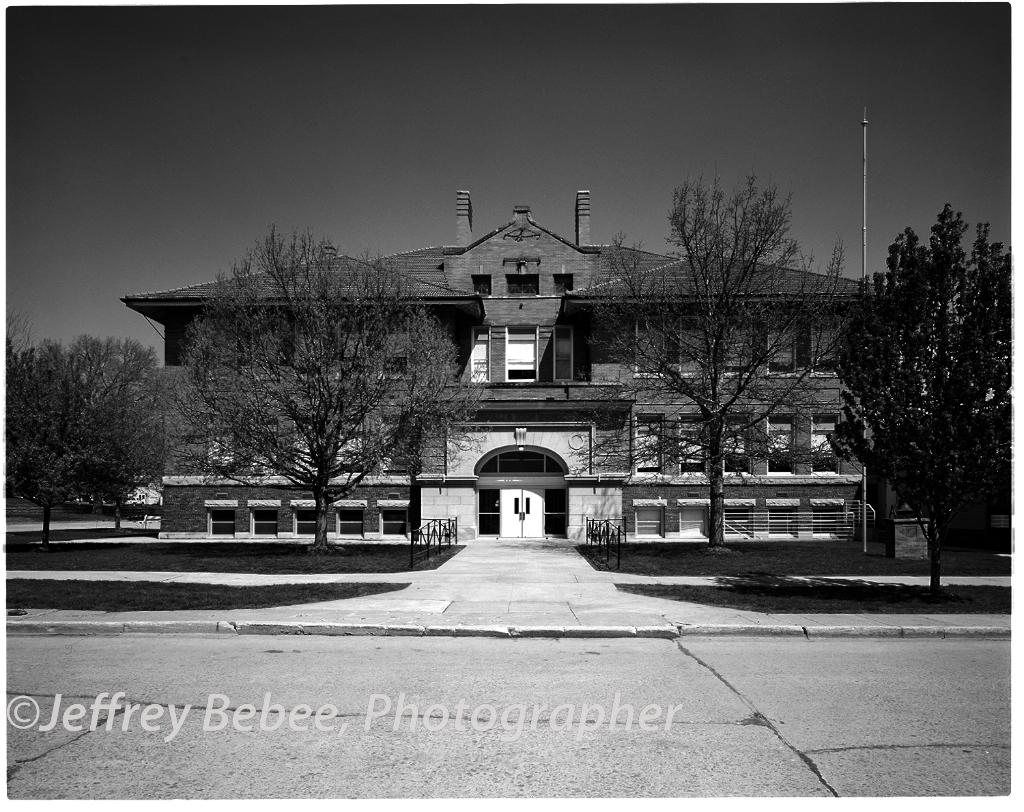Mondal High School, Mondale Iowa