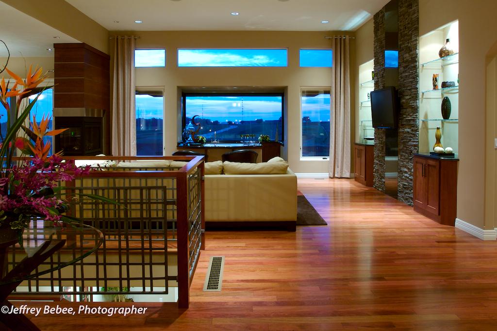 Great Room, B.Byrd Builders