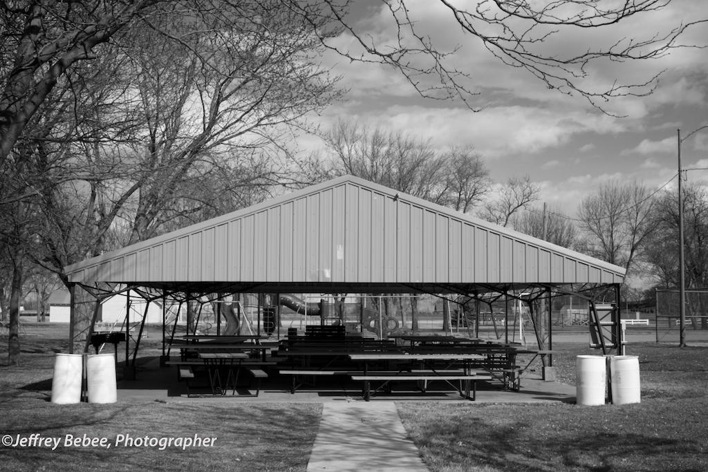 Shelter, City Park, Randolf Nebraska