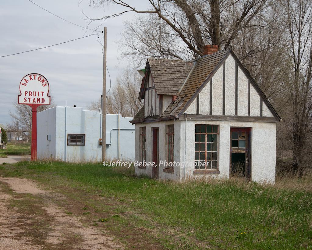Gas Station, Sutherland Nebraska