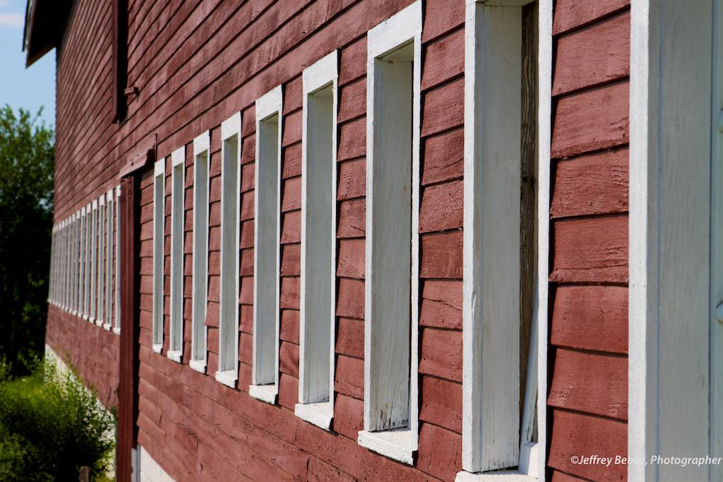Big Red Barn Windows and Siding