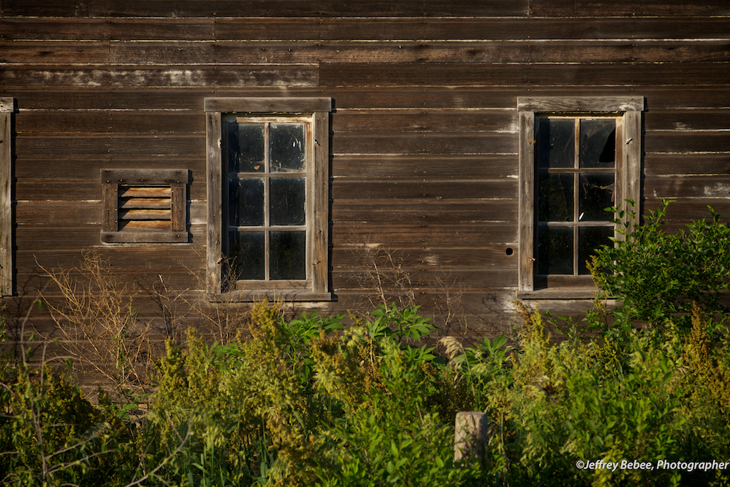 Weathered Barn & Windows