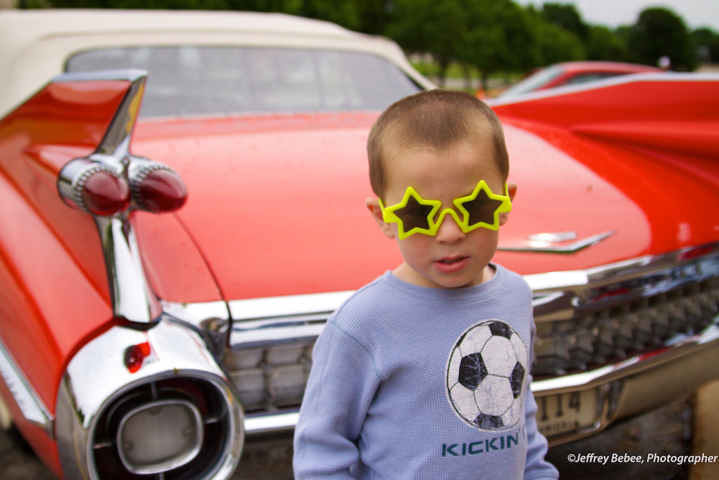 Gus & the Cadillac
