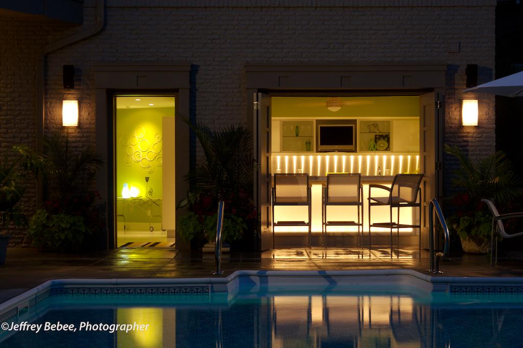 Pool House, Inspired Home magazine